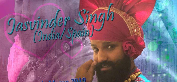 Workshops de bhangra  en burgos 16 y 17 de marzo  festival b13