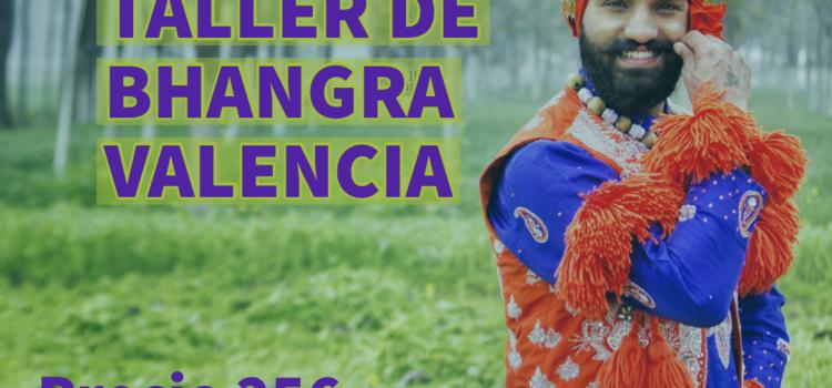 Taller de bhangra en valencia